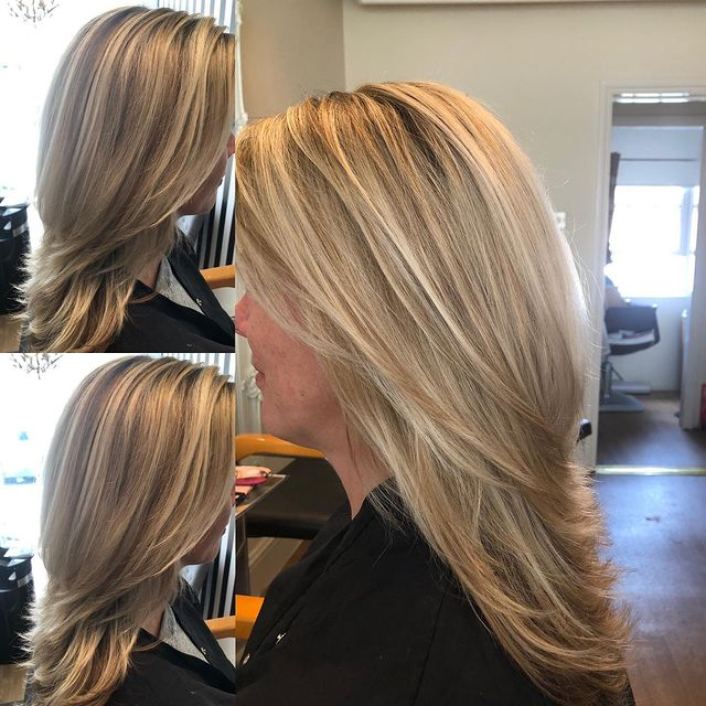 Highlights, Cut and Blow Dry